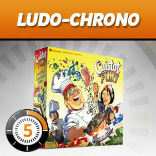 LUDOCHRONO – Cuistot Fury