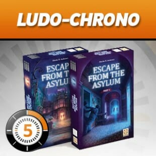 LUDOCHRONO – Escape from the Asylum
