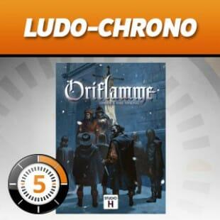 LUDOCHRONO – Oriflamme
