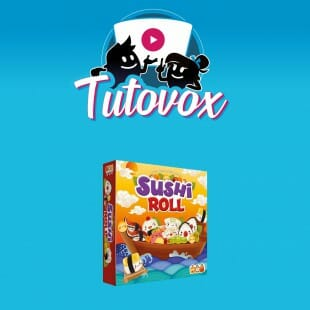 Tutovox – Sushi Roll (Cocktail games)