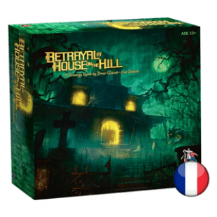 Tout arrive : Betrayal at House on the Hill traduit