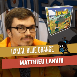 Essen 2019 – Blue orange : Uxmal