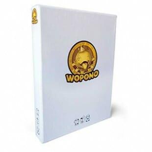 Wopono : Un jeu venu d'une autre planète