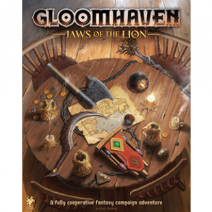 Gloomhaven : Jaws of the Lion
