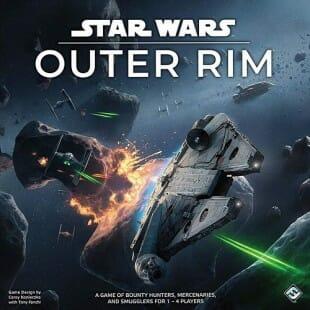 Star Wars Bordure Extérieure : Hors-la-loi, mais pas hors-la-gloire !