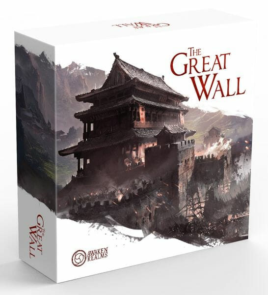the great wall jeu