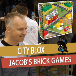 Essen 2019 – City Blox – Jacob's Brick Games – VOSTFR