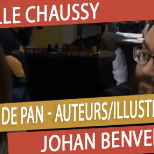 Essen 2019 – Ile de Pan – Auteur et Illustratrice – LumberJack Studio