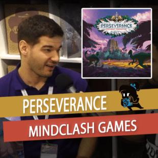 Essen 2019 – Perseverance: Castaway Chronicles – Mindclash Games – VOSTFR