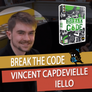 Essen 2019 – Break The Code – Iello