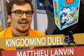 Essen 2019 – Kingdomino Duel – Blue Orange