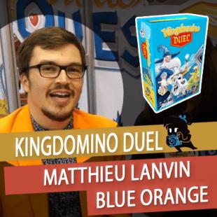 Essen 2019 – Kingdomino Duel – Blue Orange