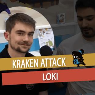 Essen 2019 – Kraken Attack – Loki