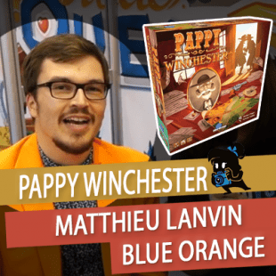 Essen 2019 – Blue Orange – Pappy Winchester