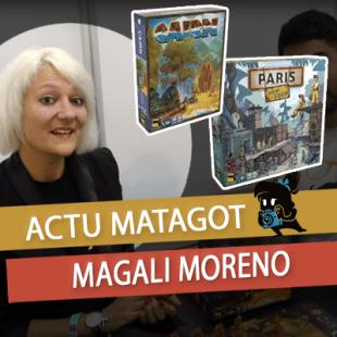 Essen 2019 – Actu et Projets : Matagot