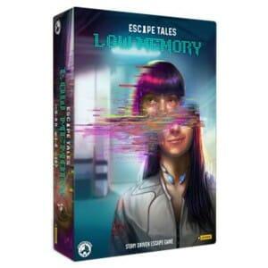 Escape tales low memory-Couv-Jeu de société-Ludovox