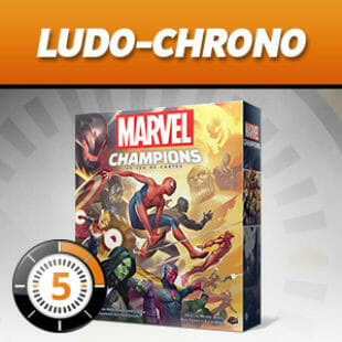 LUDOCHRONO – Marvel Champions the card game