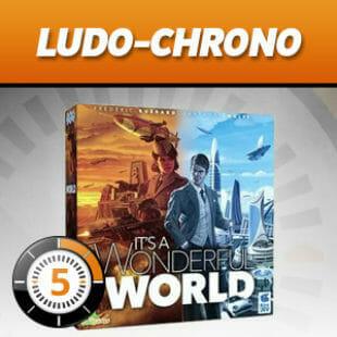 LUDOCHRONO – It's a Wonderful World