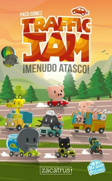 Traffic Jam jeu ludovox