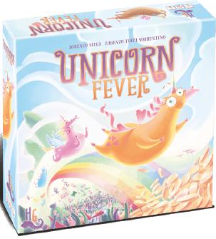 Unicorn Fever -ludovox-jeu-de-societe-art-cover