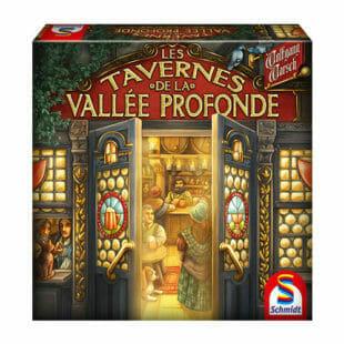 Les Tavernes de la Vallée Profonde : Titre