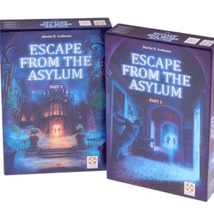 Escape from the Asylum mais restons quand même un peu