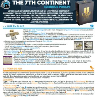 Règle express : fiche résumé The 7th Continent