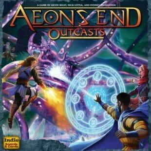 Aeon's End : Outcast