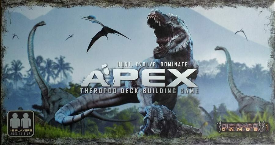 Apex Theropod