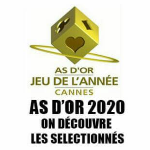 As d'or 2020 – Découverte de la sélection !