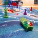 Bermudas Pirates asmodee jeu de societe materiel