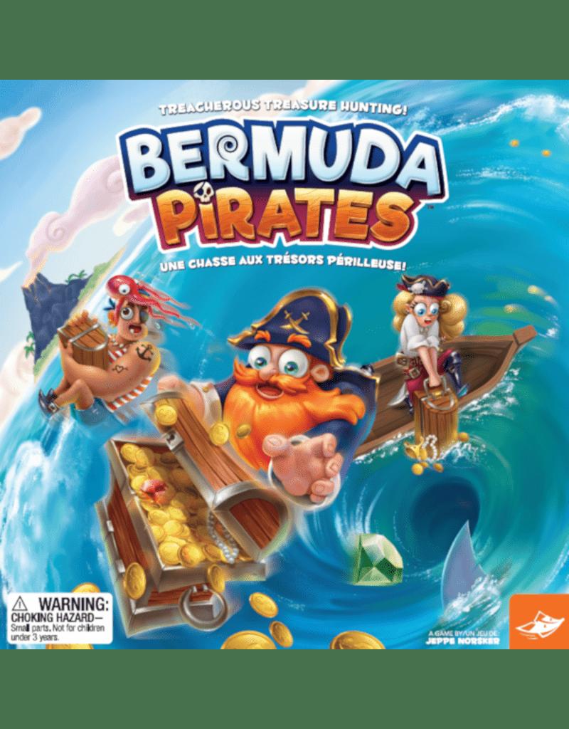 Bermudas Pirates asmodee jeu