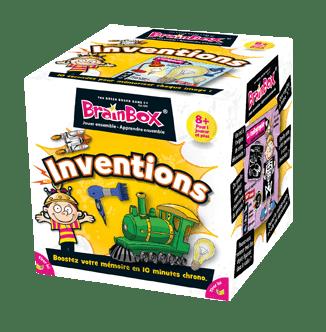 BrainBox inventions$