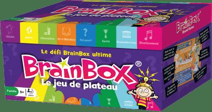 BrainBox le jeu de plateau