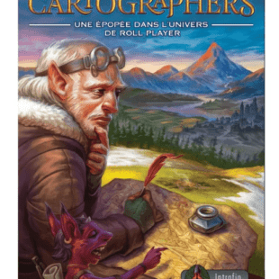 Le test de Cartographers : A Roll Player Tale