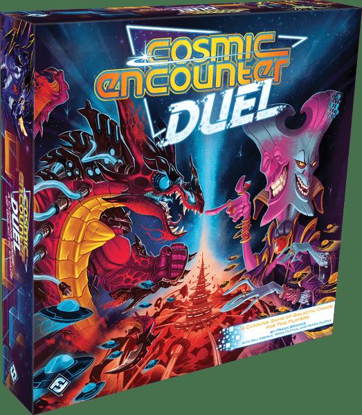 Cosmic Encounter Duel jeu ludovox