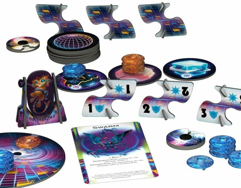 Cosmic Encounter Duel jeu