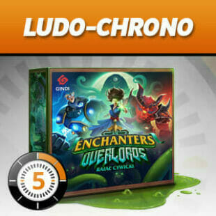 LUDOCHRONO – Enchanters: Overlords