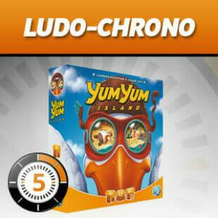 LUDOCHRONO – Yum Yum Island