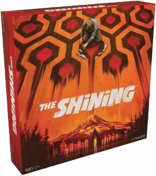 The Shining jeu de societe