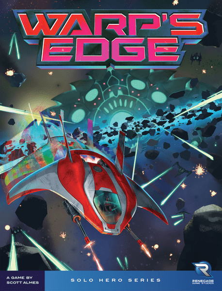 Warp's Edge jeu