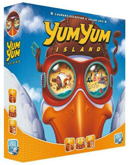 Yum yum island-Couv-Jeu de société-Ludovox