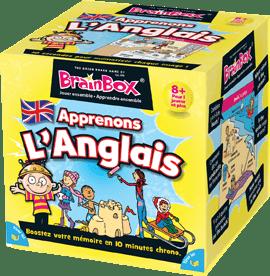 brainbox anglais
