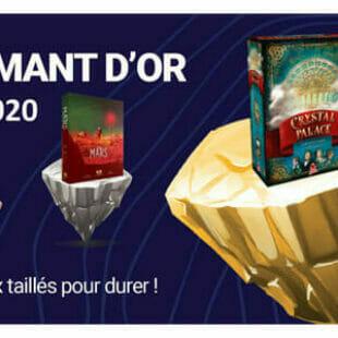 Le prix du Diamant d'Or 2020 : le verdict