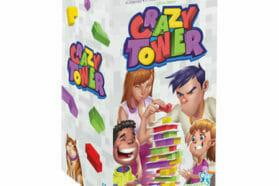 Crazy Tower : La tour infernale