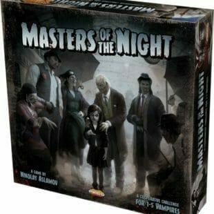 Masters of the Night : la Vampire Family