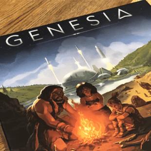 La conquête de Genesia à travers les âges