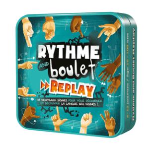Rythme and Boulet Replay, la langue des signes devient groovy
