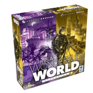 It's a Wonderful World – Ascension
