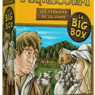 Le test de Agricola Big Box 2 joueurs – Les Fermiers de la Lande